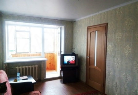 Двухкомнатная квартира после капремонта