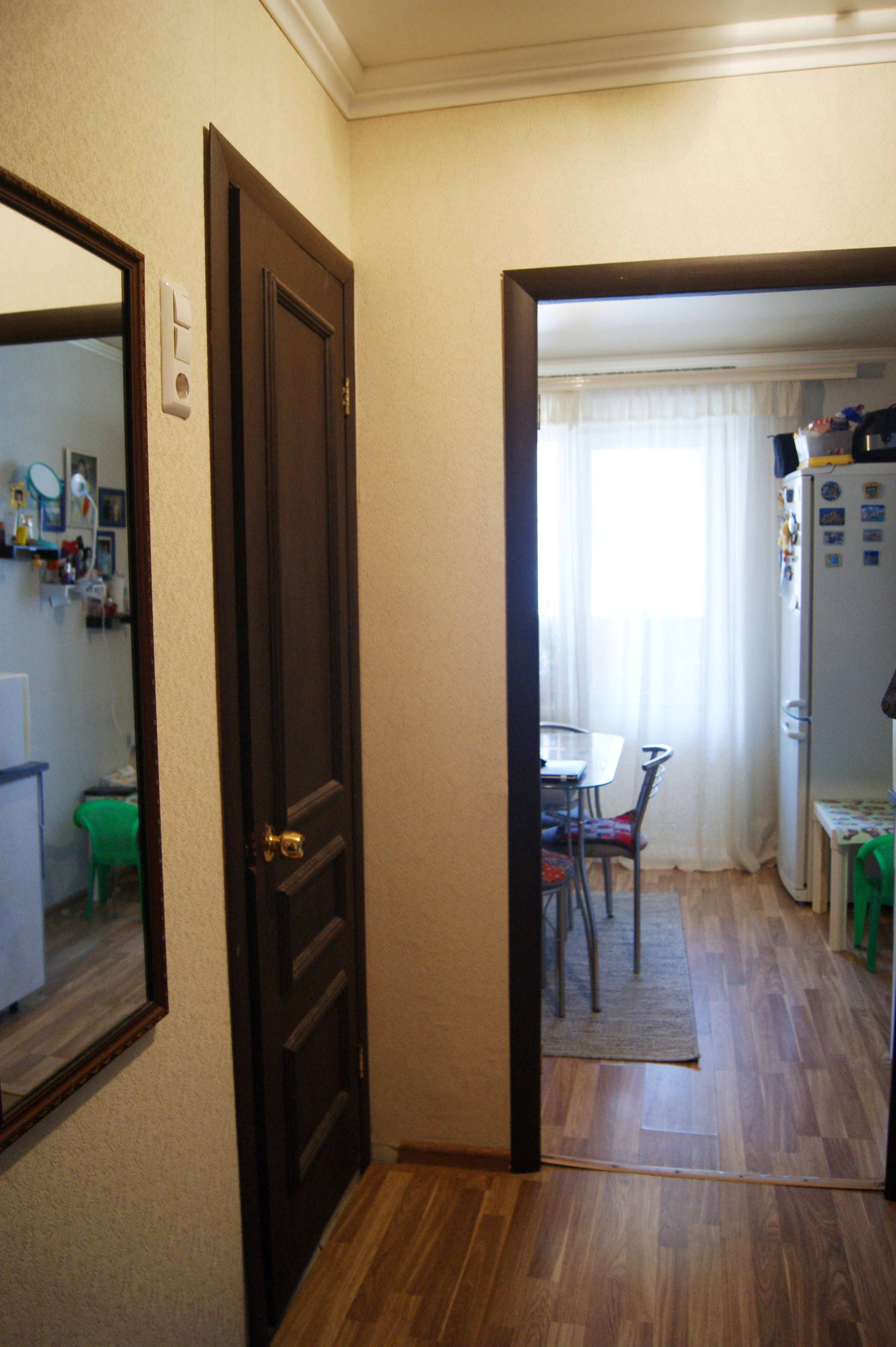 1 комнатная квартира ул. Свиридова, д. 1А