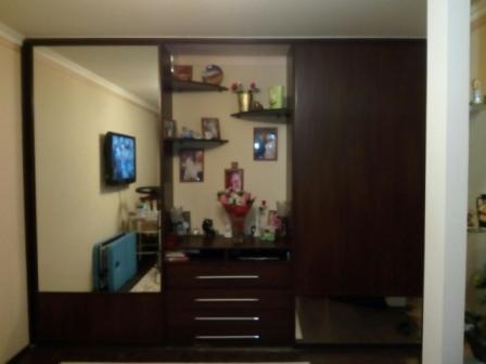 Однокомнатная квартира с отличным ремонтом