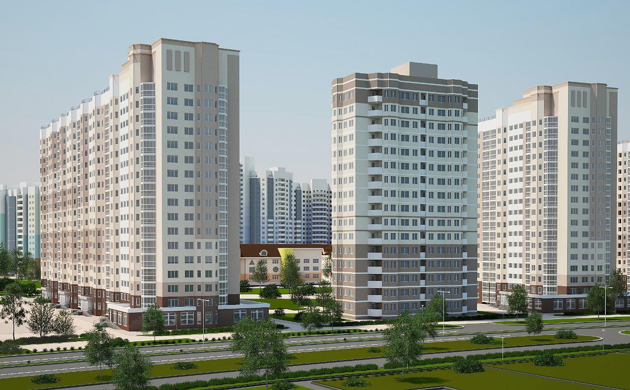 1-комнатная квартира 37,52 м²
