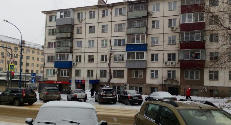 Продам двухкомнатную квартиру в центре. Липецк.