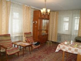 2 комнатная квартира ул. Московская, д. 11