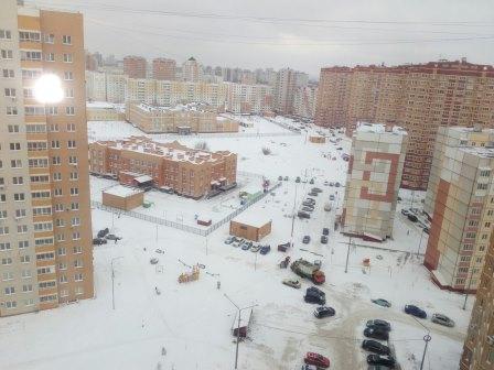 Однокомнатная квартира ул. Стаханова. Липецк